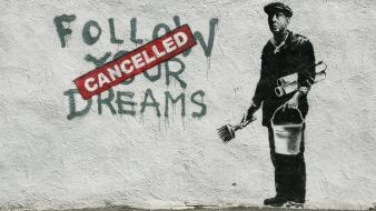 Graffiti quotes street art wallpaper