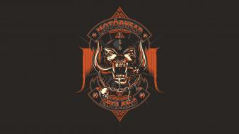 Lemmy killmister motörhead band logos wallpaper