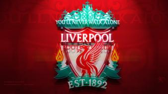 Liverpool logo background wallpaper