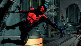 Marvel comics peter parker spider-man Wallpaper