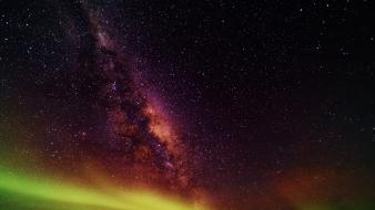 Milky way galaxies galaxy outer space wallpaper