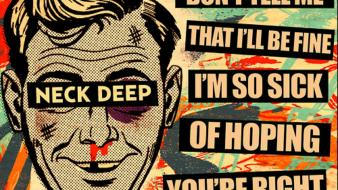 Neck deep bands wallpaper