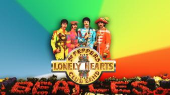 Peppers lonely hearts club band the beatles wallpaper