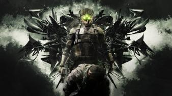 Sam fisher splinter cell blacklist ubisoft stealth wallpaper