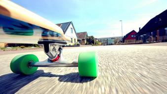 Skateboard photography wallpaper