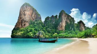 Thailand beach pictures Wallpaper