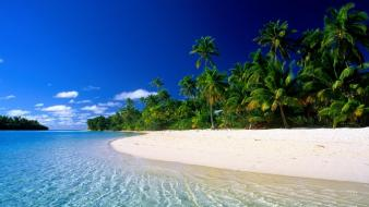 Tropical beach images wallpaper