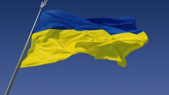 Ukraine ukrainian flags wallpaper