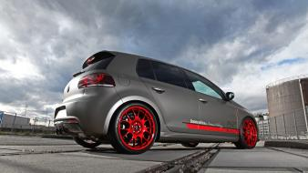 Volkswagen golf r rims static wallpaper
