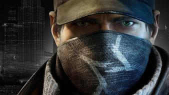 Watch dogs aiden pearce wallpaper
