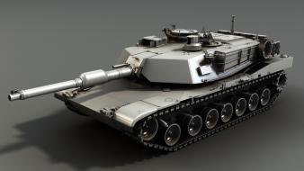 Abrams military tanks vehicles weapons Wallpaper