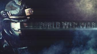 Anonymous soldier wall war web wallpaper
