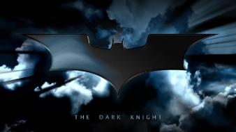 Batman the dark knight logo wallpaper
