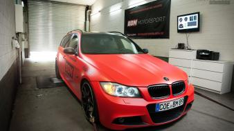 Bbm bmw e91 cars red wallpaper