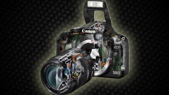 Canon technology wallpaper