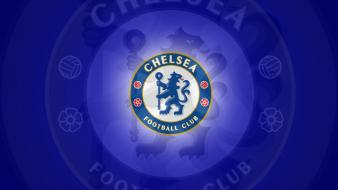 Chelsea blue background wallpaper