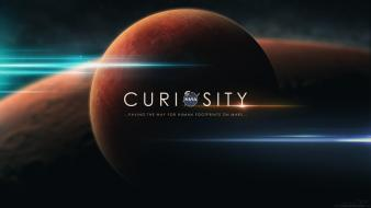 Curiosity jootix mars nasa outer space Wallpaper