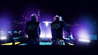 Daft punk club electro music Wallpaper