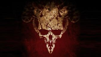 Devil skull Wallpaper