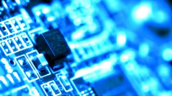 Electronics integrated circuit motherboards Wallpaper