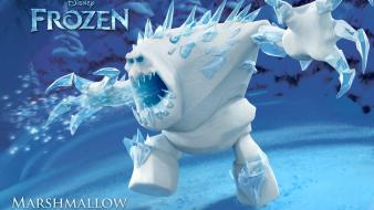 Frozen movie 2013 wallpaper