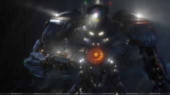 Gipsy danger guillermo del toro pacific rim jaeger Wallpaper