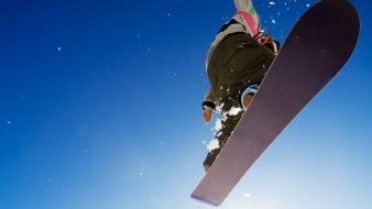 Italy snow snowboard snowboarding sports Wallpaper