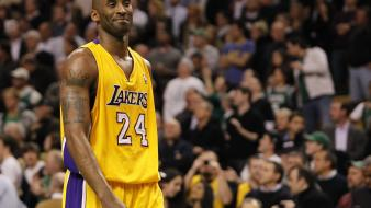 Kobe bryant los angeles lakers nba athletes basketball wallpaper