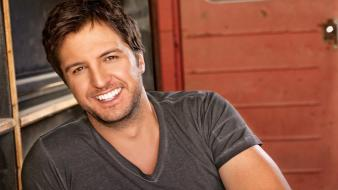 Luke bryan smile wallpaper