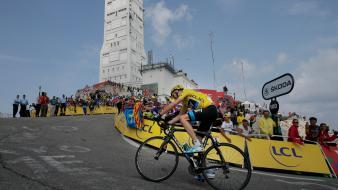 Mont ventoux tour de france cycling sports Wallpaper