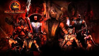 Mortal kombat 2013 wallpaper