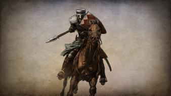 Mount blade warband armor artwork daggers wallpaper