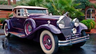 1930 packard eight roadster wallpaper
