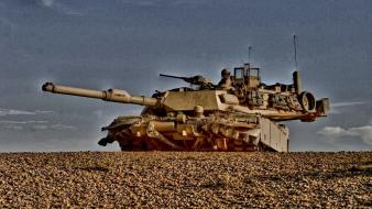 Abrams hdr photography m1a1 tank tanks wallpaper