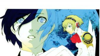 Aigis persona 3 series video games wallpaper