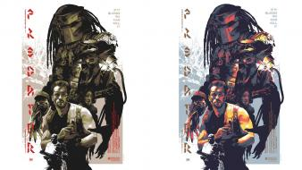 Arnold schwarzenegger fan art jungle movies predator wallpaper