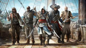 Assassins creed assassins 4: black flag edward kenway wallpaper