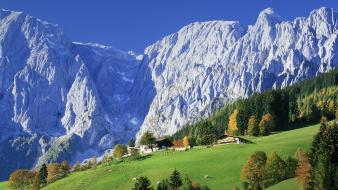 Austria landscape wallpaper