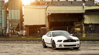 Boss 302 ford mustang cars wallpaper