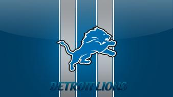 Detroit lions logo wallpaper