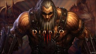 Diablo iii digital art game video wallpaper