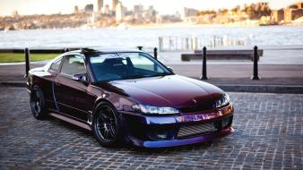 Domestic market nissan silvia s15 cars vehicles wallpaper