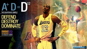 Dwight howard lakers los angeles nba basketball wallpaper