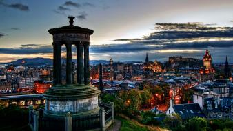 Edinburgh scotland wallpaper