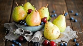 Fruits pear wallpaper