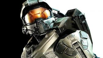 Game art halo master chief artwork digital wallpaper