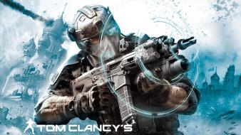 Ghost recon digital art game video games Wallpaper