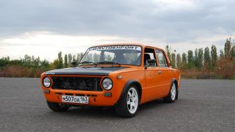 Lada 2101 russians cars russian Wallpaper