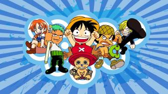 One piece cute wallpaper