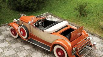 Packard custom eight roadster vintage cars wallpaper